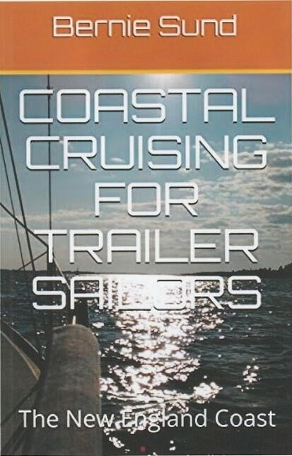 Coastal Cruising for Trailer Sailors book cover